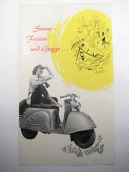 Prospekt Goggo Roller - farbig