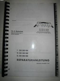 Reparaturanleitung (Kopie) für all Typen, 145 Seiten