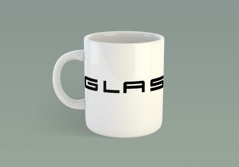 Kaffeetasse GLAS